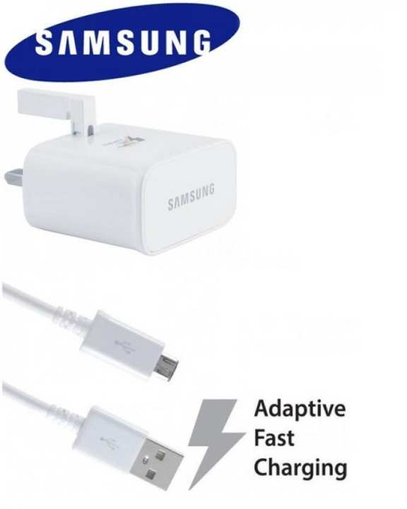 Fastest Charger For Phones - White