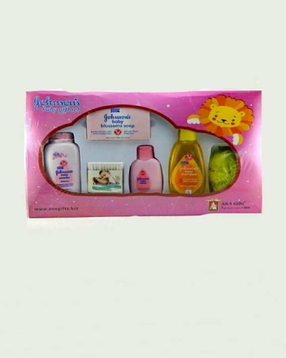 Pack Of 6 - Baby Gift Set