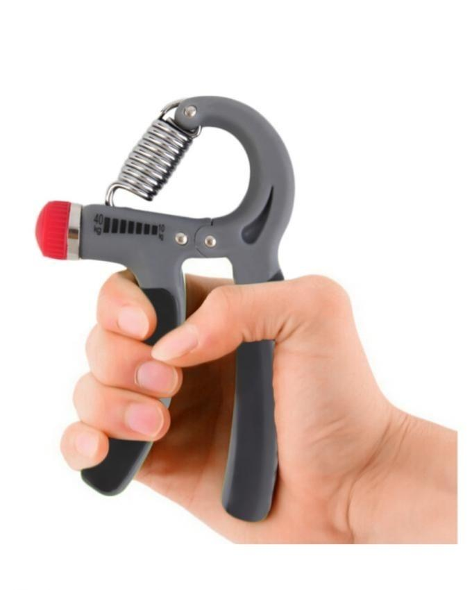 Grey Hand Grip Adjustable