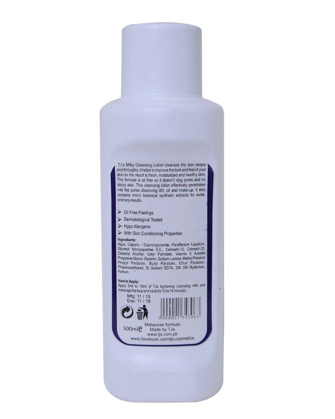 Milky Cleansing Lotion 500ml