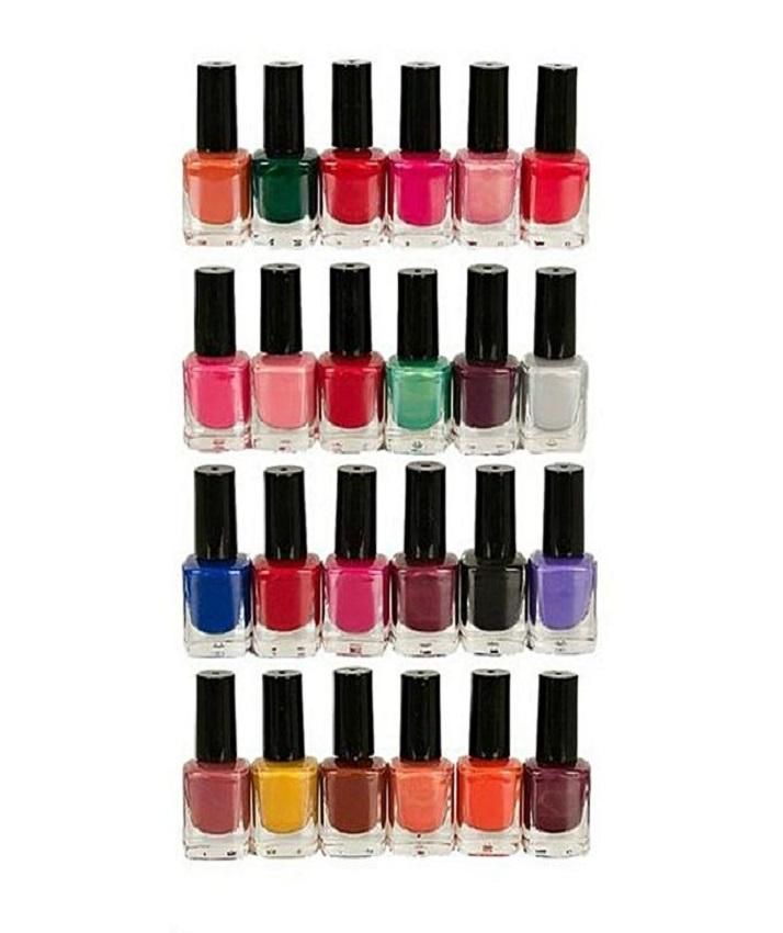 Buy Nail Polish Nail Art Kit Online At Best Prices In Pakistan