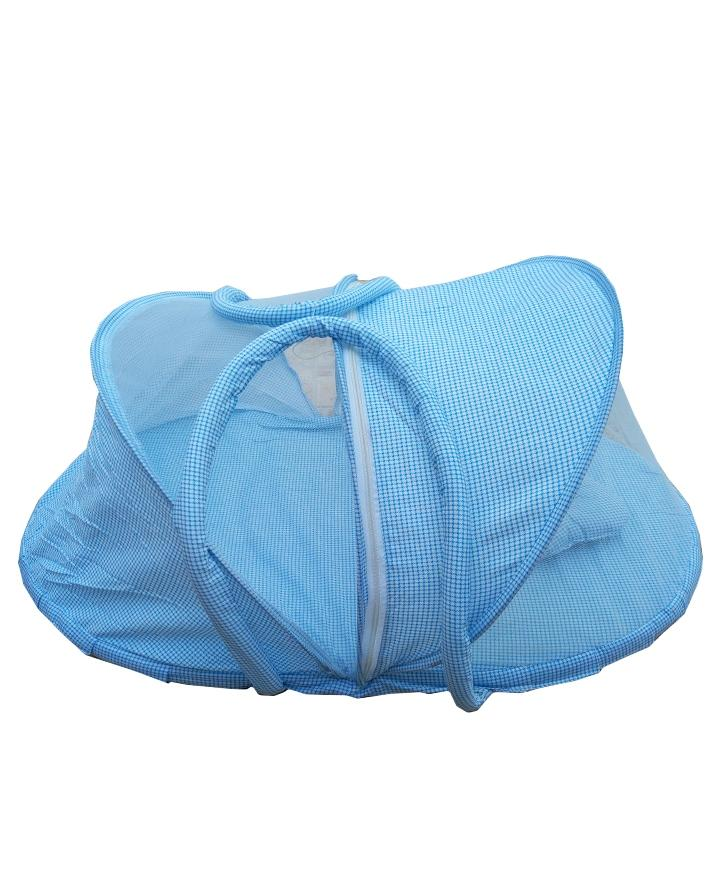 da52940261f Baby Mosquito Net With Mattress - Blue