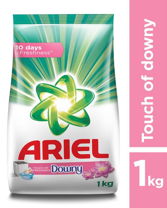 Ariel Touch of downy Detergent Washing Powder, 1kg