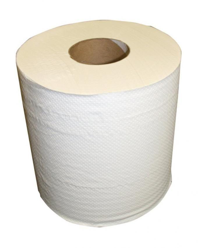 Tissue Roll - White