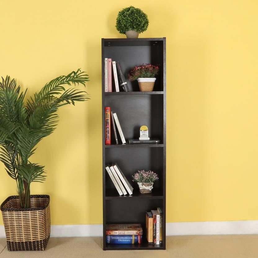 Free Standing Open Book Shelf