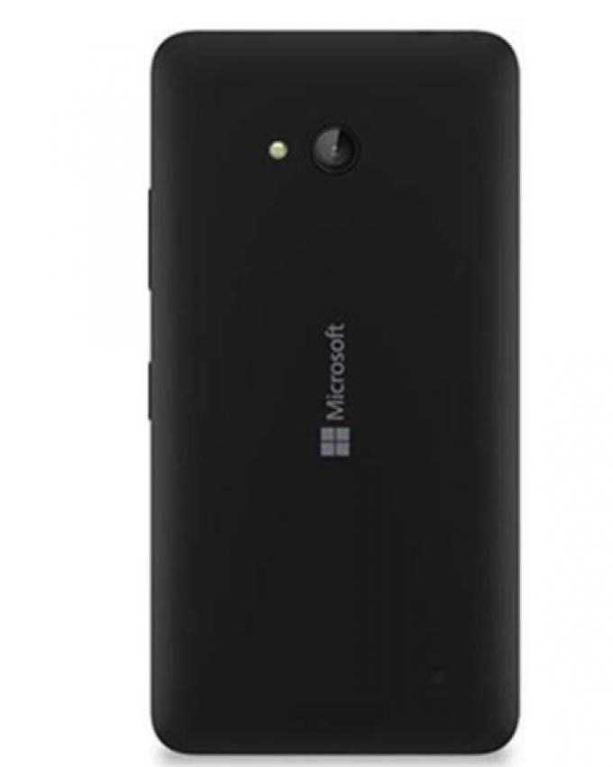Body Replacement Back Nokia 540 - Black