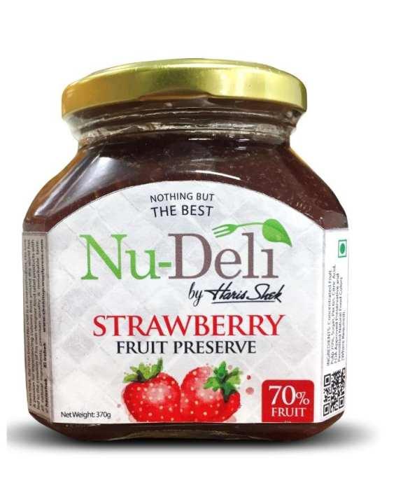 Strawberry Preserve - 370g