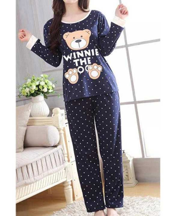 Rex Bazar - Winnie The Bear Night Suit