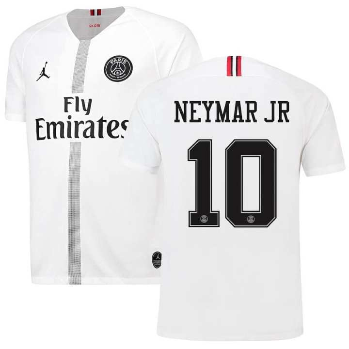Paris Saint Germain  Outdoor Jersey Neymar