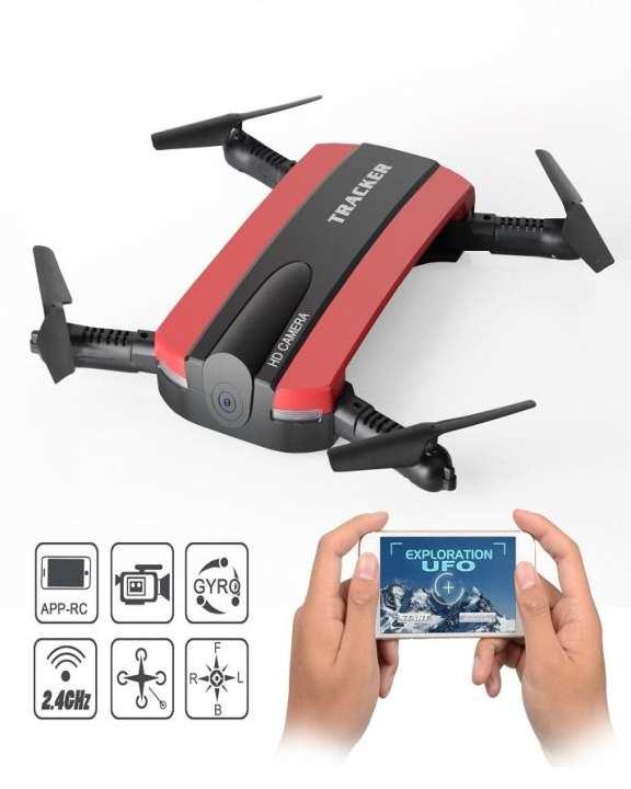 JXD 523W Foldable RC Quadcopter Mini FPV Drone