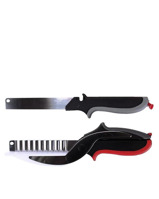 3 in 1 - Clever Cutter - Black
