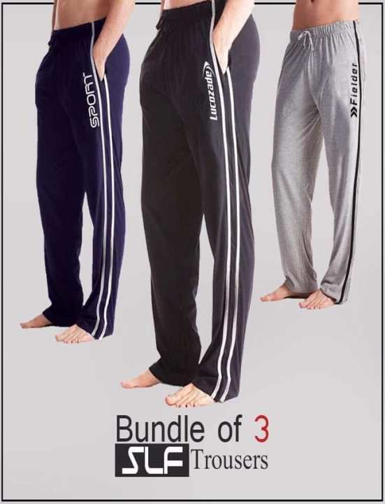 Pack of 3 - Trousers For Men