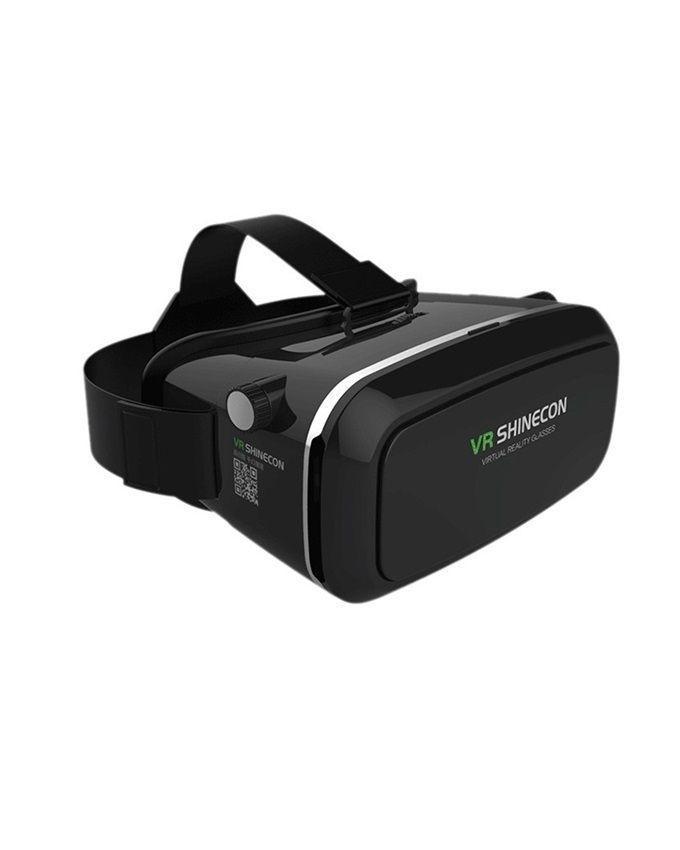 VR Box 3D Shinecon Virtual Reality - Black