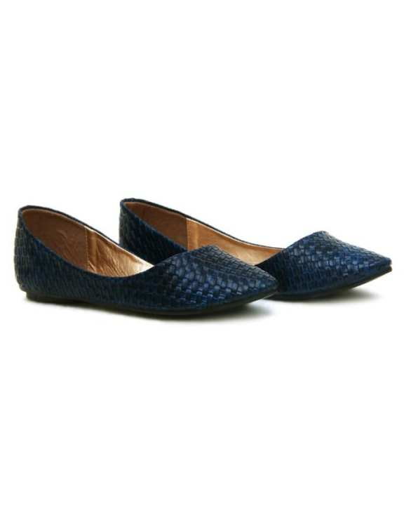 Navy Blue Ladies Pumpy - 1892