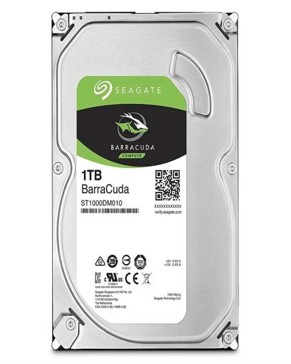 1TB BARRACUDA SATA (DESKTOP
