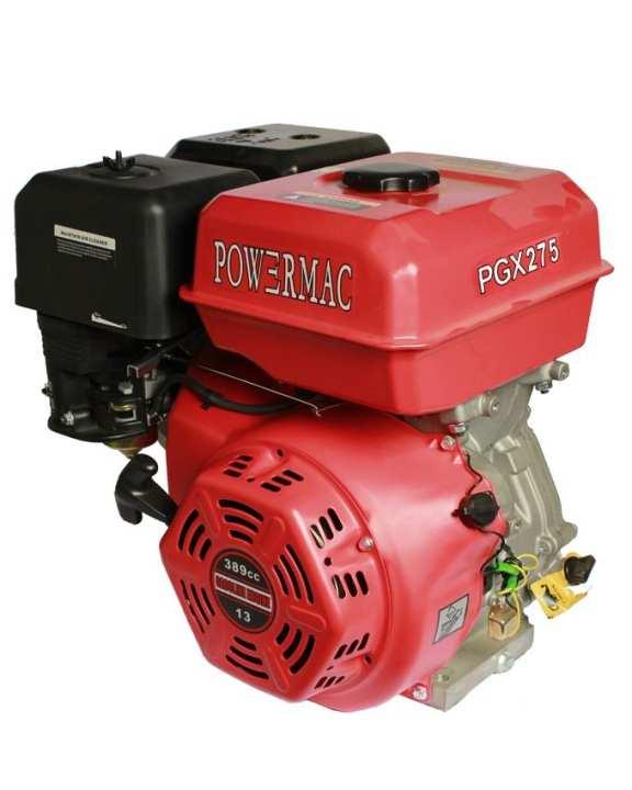 PGX-275 - Petrol Engine - Red