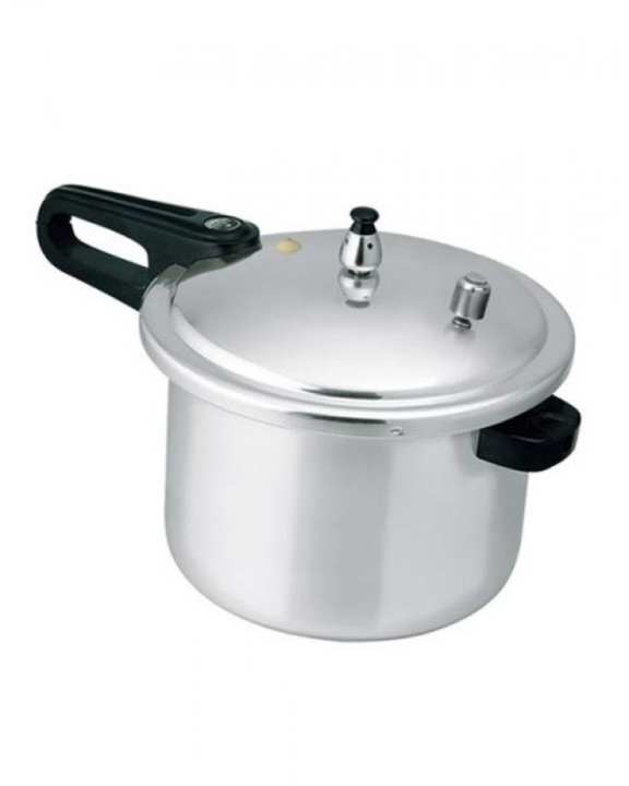 Royal Pressure Cooker - Silver - 11 Liters