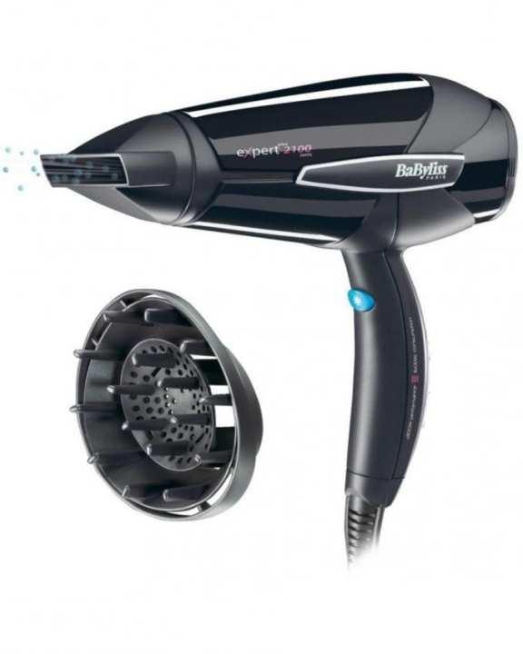 Hair Dryer Ionic - Black - D241E
