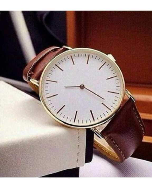 Brown Wrist Watch For Men