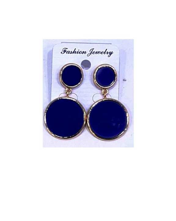 Blue Trendy Earrings For Women
