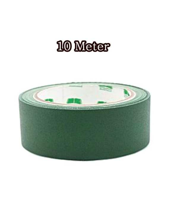Duct Tape - Binding Tape 10 Meter 2 inch Wide - Green