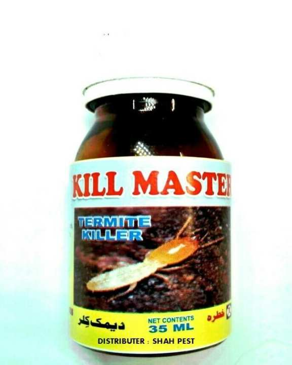 Termite Kill Master Water Soluble - 35 Ml Bottle