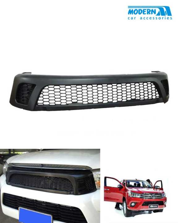 Toyota Hilux Revo TRD Style Front Grille - Model 2016-2017