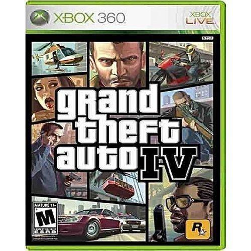 Gta 4 Xbox 360 Adventure Game