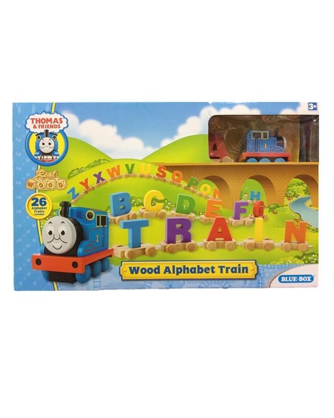 Thomas Wooden Alphabet Train
