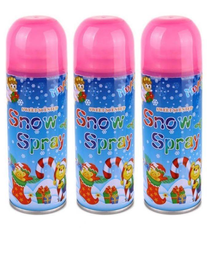 Pack of 3 - 01 - Snow Spray - Small