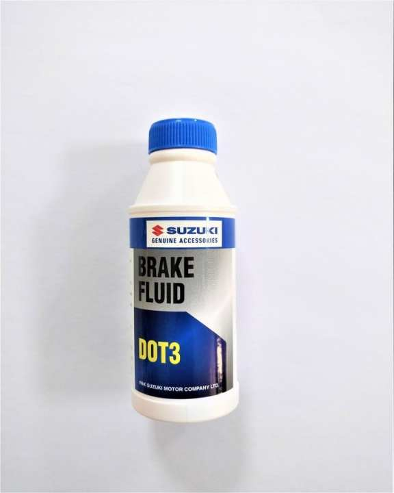 Brake Fluid DOT 3 - 200ml