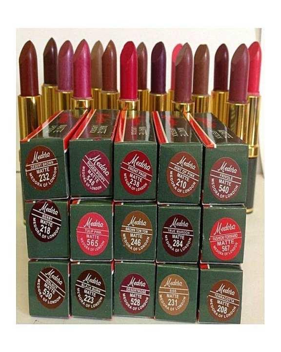 Medora Lipsticks Medora Lipsticks Pack Of 6 - Lipsticks - Multicolor