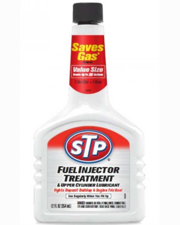 Fuel Injector Treatment & Upper Cylindrical Lubricant - 12oz