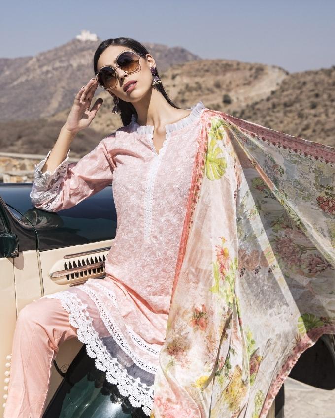 24cef18c8b Image Fabrics Lawn 2019 Sale: Summer Lawn Collection - Daraz.pk