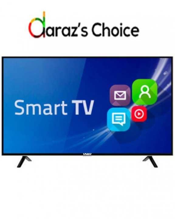 Daraz Electronics HD Smart LED TV - 40″ - Black