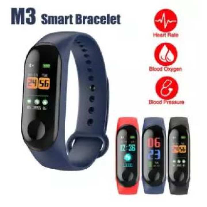 Smart M3 Band Fitness tracker