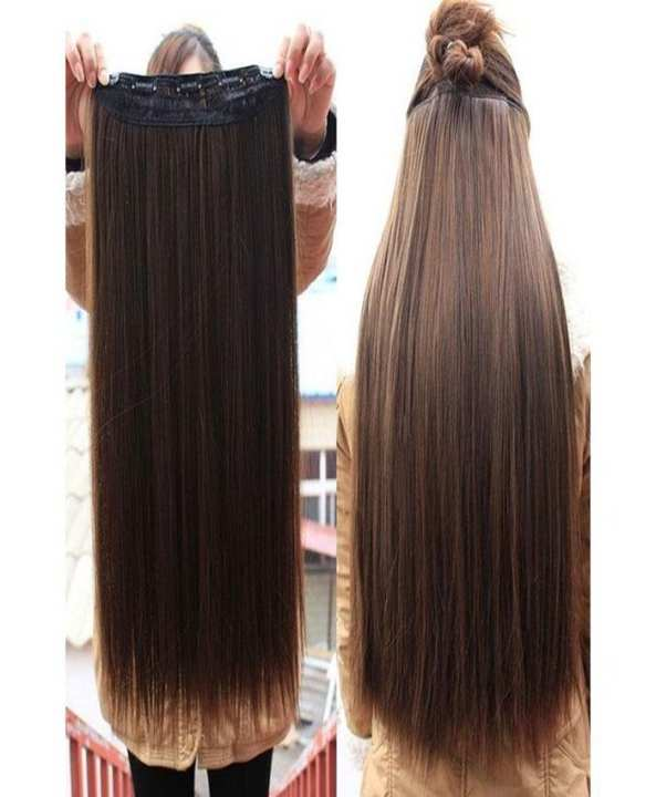 27 Inches Straight Hair Extension