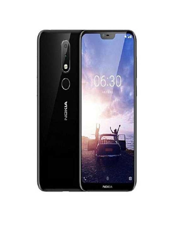Nokia6.1Plus-64Gb-R0M-4Gb-Ram-Black