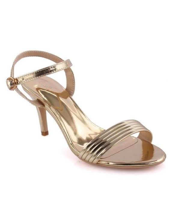 Mischka Strapped Heel Sandals For Women L29428