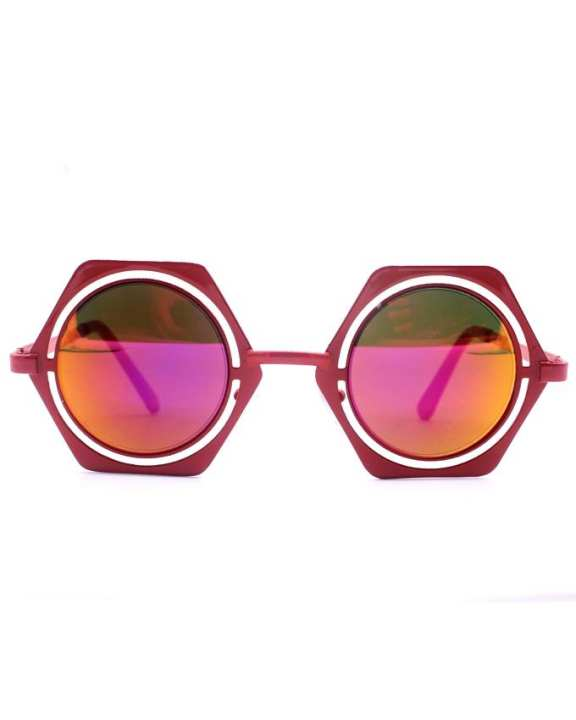 Fashionable Sunglasses For Kids - Red