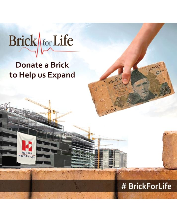 Donate-Brick for Life
