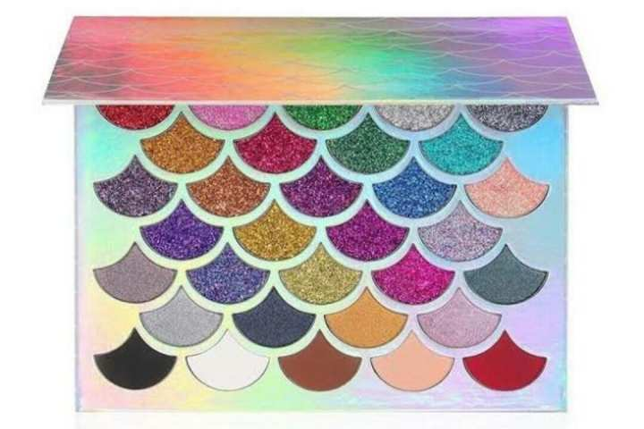The Original Mermaid Glitter Palette
