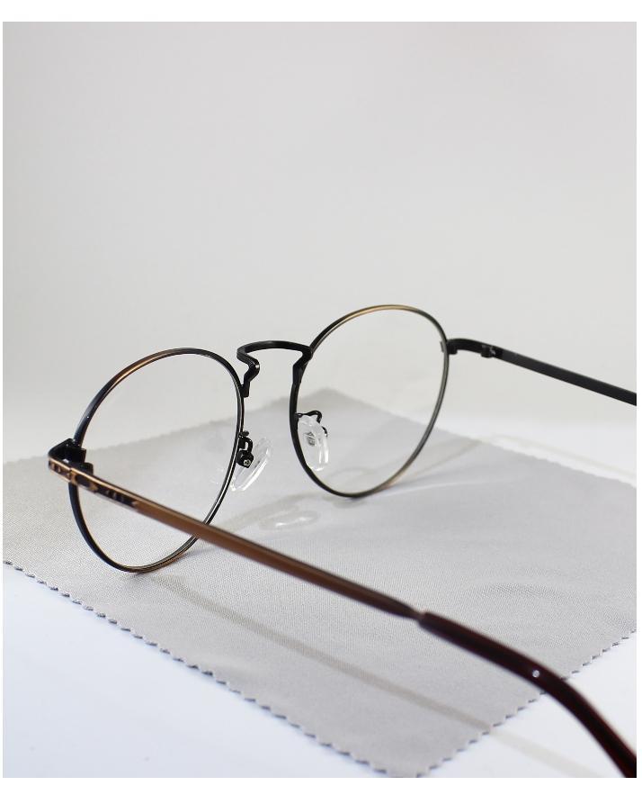 708b915a6a2 Harry Potter Aluminium Metallic Brown Frame Unisex