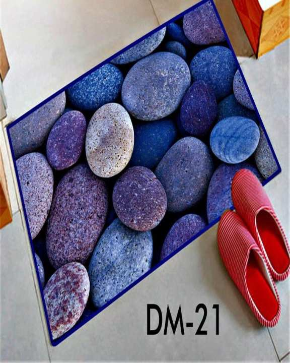 3D Door Mat -  Design - Size 50x80 in Cm