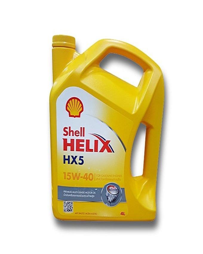 Motor Oil Hx5 10W-40 - 4 Ltr