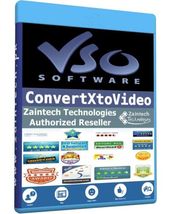 VSO ConvertXtoVideo - Lifetime Updates