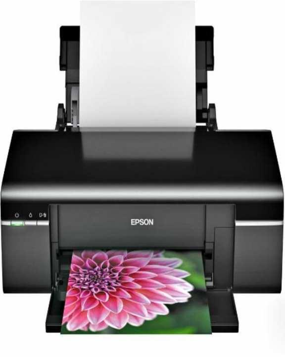 STYLUS PHOTO T50 Inkjet Printer (Including Kit And Cartridge)