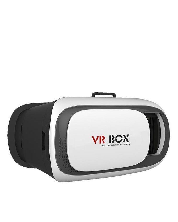 Version 2 3D Glasses with Remote - White