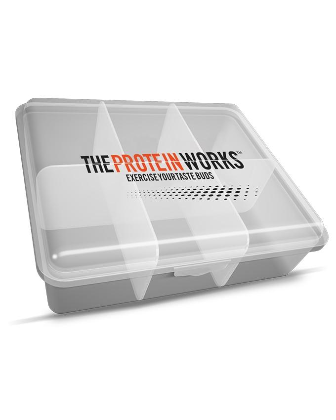 Protein Lunch Box - Clear