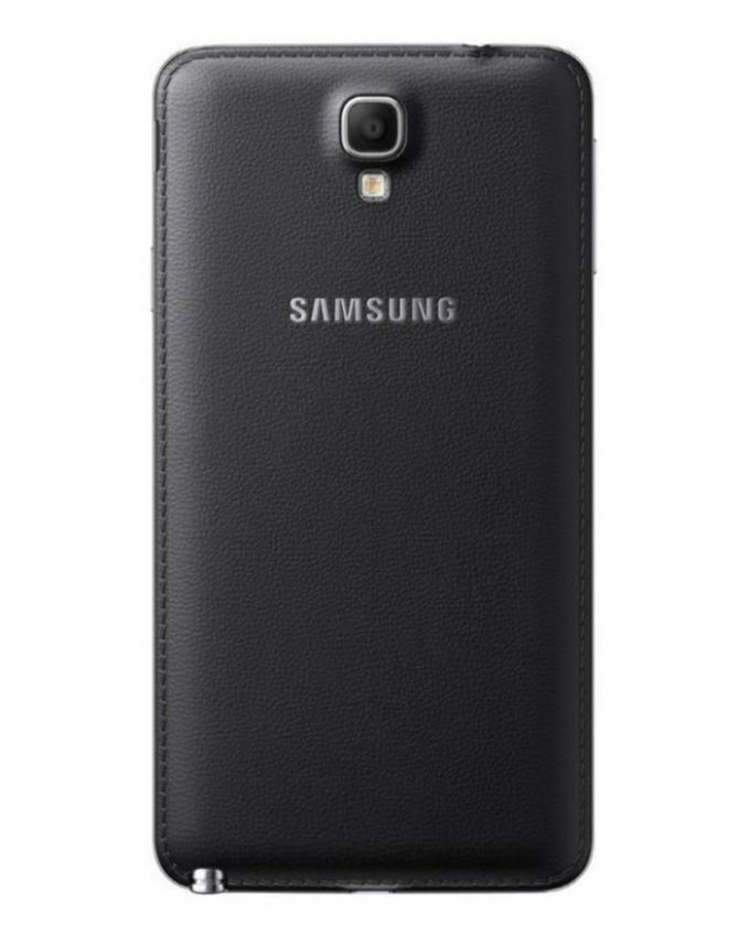 Body Replacement Back For Samsung Galaxy Note 3 - Black